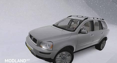 Volvo XC90 [1.3.3]